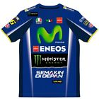 Official Valentino Rossi VR46 - Leather Replica Mens T Shirt - YDMTS  214309