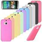 Hot Black 0.3mm Ultra Thin Matte Hard case cover for HTC One 2 II M8