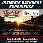 Supercheap Auto Bathurst 1000 Ultimate VIP Racing Experience for Variety Charity