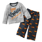 CARTER'S 2PC BOYS FAST AS LIGHTNING PAJAMA SET SPEED CAR RACING  24M 2T 3T