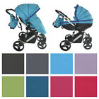 Varbaby 2 in1 Lollipop Travel System with Black Chasis - Age 0m+