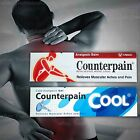 30g/60g/120g COUNTERPAIN HOT/COOL Analgesic Balm/Gel Muscular Ache Pain Relief