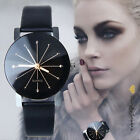 Women&#039;s Ladies Girls Butterfly Fashion Leather Dress Analog Quartz Wrist Watch  <br/> NICE BIRTHDAY PRESENTS/ GIFTS  FOR FRIENDS &amp; RELATIVES