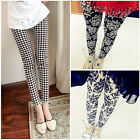 Fashion New Women Skinny Print Leggings Stretchy Sexy Jeggings Pencil Pants