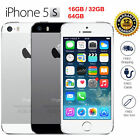 Original Apple iPhone 5S 4G LTE GSM Fabrik Entsperrt 16/32/64GB AU Version TXSU