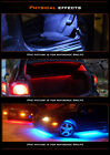 DIY 12V Waterpoof Led Strip Motorcycle Light Inteiror&Exterior
