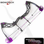 BOWTECH CARBON ROSE COMPOUND BOW 2014 MODEL FROM APEX HUNTING - ARCHERY