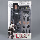 """Super System Special Forces 12"""" Action Figure Over Points of 30 Articulation Toy"""
