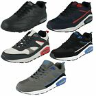 Mens Airtech Casual Lace Up Trainers - Legacy
