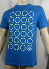 DUCK & COVER  - Crew Neck T- Shirt in Blue