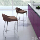 Zuo Modern Reykjavik Counter Chairs - Set of 2