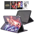 "Star Wars Leather Stand Kids Case Cover For Samsung Galaxy Tab A 7"" 8"" 9.7"" 10.1"