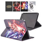 "Star Wars Leather Stand Kids Case Cover For Samsung Galaxy Tab A 7"" 8"" 9.7"" 10.1 $15.37 CAD"