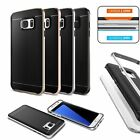 New Hybrid Dual Layer Slim Fit Protective Bumper Cover Case For Samsung Galaxy