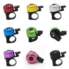 Sport Bicycle Cycling Bell Metal Horn Ring Safety Sound Alarm Handlebar 8 Colors