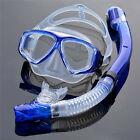 Optical Diving Gear Kit Myopia Nearsighted Snorkel Set, Dry Top Scuba Mask