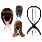New Stand Holder Folding Stable Durable Wig Hair Hat Cap Display Tool