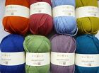 Rowan Pure Wool Worsted x 100g ~ 100% Wool ~  Choose Colour