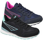 LADIES SHOES SPORTS GYM JOGGING RUNNING CASUAL FITNESS WOMENS TRAINERS BOOT SIZE