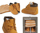 New Timberland Crib Bootie Infants Boots Wheat Baby Shoes Nubuck Sale Size 0-3.5