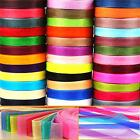 46 Metres WOVEN EDGE ORGANZA RIBBON Reels 10mm width - 25% OFF 2 OR MORE