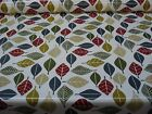 PRESTIGIOUS AUTUMN FALL MULTI WIPE CLEAN PVC VINYL OILCLOTH TABLECLOTH