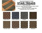 Kingsport II Dog Assist Carpet Stair Treads 2 Sizes and 8...
