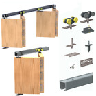 Bi-folding Doors Sliding kit for folding panels 25kg or 40kg with 3000mm track