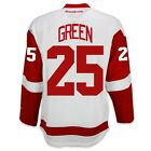 Mike Green Detroit Red Wings Road Jersey by Reebok