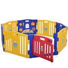 Baby Playpen Kid Safety Play Center Yard Home Indoor Outdoor Pen Plus фото