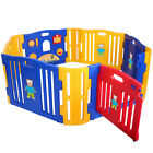Baby Playpen Kid Safety Play Center Yard Home Indoor Outdoor Pen Plus <br/> 5 Types Available! Ships in 24 hours from CA &amp; NJ!