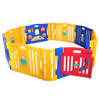 Baby Playpen Kid Safety Play Center Yard Home Indoor Outdoor Pen Plus