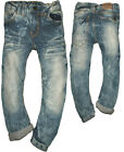 ☼NEU☼ Must Have Tapered Jeans derber Destroyed Look von ~ BLUE SEVEN ~ Gr.Wahl