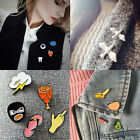 Lovely Acrylic Cute Pretty Collar Pin Badge Corsage Cartoon Brooch Jewellery TS
