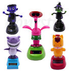 Solar Powered Dancing Animal Swinging Bobble Kid's Toy Gift  Car Home Decoration