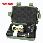 G700 X800 Tactical Zoomable XML T6 LED Military Flashlight Torch+Battery+Box Set