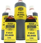 500ml,250ml,50ml HALLOWEEN FAKE BLOOD, HORROR, Make up, Mouth Safe,ZOMBIE,S FX
