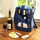 Picnic at Ascot Wine and Cheese Cooler Picnic Backpack
