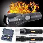 X800 Flashlight 5000LM CREE XM-L LED Zoom Military Torch G700 ShadowHawk Lamp