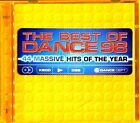 THE BEST OF DANCE 98 - 2 X CDS UNMIXED 90S HOUSE TRANCE DANCE CHART RAVE CDJ DJ