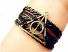 B-38 Handcraft Cool Bracelet,Deathly Hallows Fans Gifts