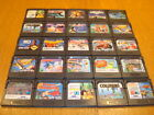 Sega Game Gear Games - OVER 60 TITLES - Select From List