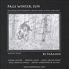 Pale Winter Sun * by Paradox Rare CD Harp Woodwinds Guitar Piano