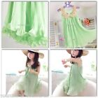 BRAND NEW GIRLS CASUAL GREEN PLEATED DRESS 5-6 YEARS PARTY WEDDING HOLIDAY