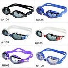 New Professional Adjustable UV Protection Anti Fog Swimming Goggles With Case