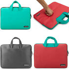 Candy Color Notebook Laptop Sleeve Carry Hand Bag Portable Case For Macbook 13.3