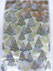 Cellphane Cellophane Cookie bag with Little tree 3 Sizes