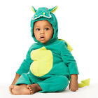NEW CARTER'S BABY BOY GIRL 2PC DRAGON HALLOWEEN PLUSH FLEECE COSTUME OUTFIT 24M