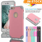 Outer Box Shockproof Hybrid Rubber Protective Slim Hard Case Cover for iPhone 7