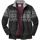 Legendary Whitetails Men's First Frost Quilted Sweater